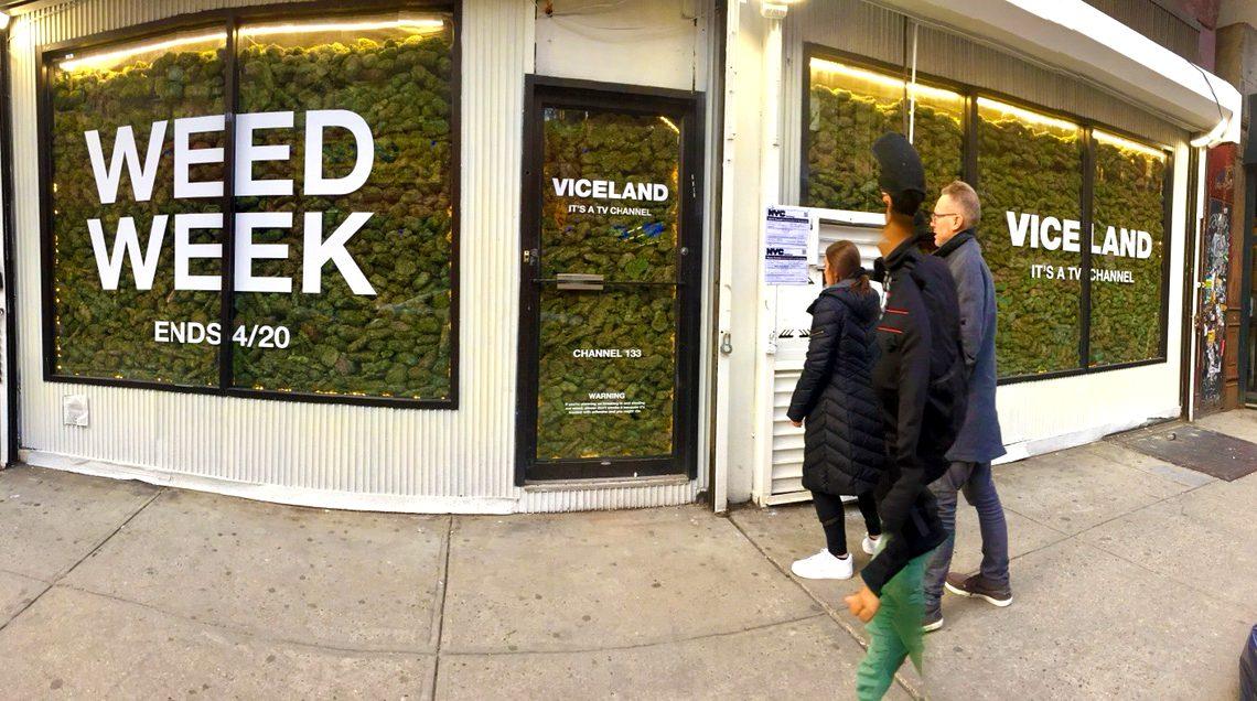 Viceland Weed Week
